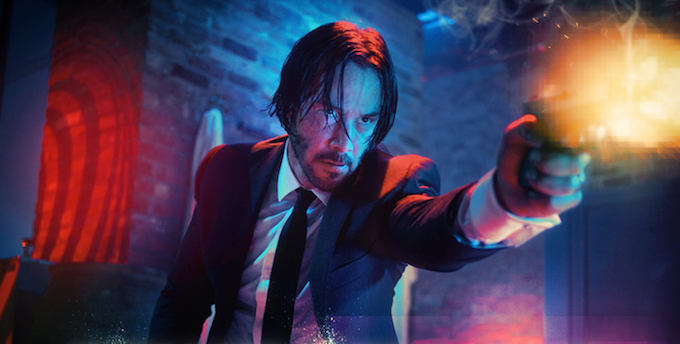 John Wick Lighting The Underworld